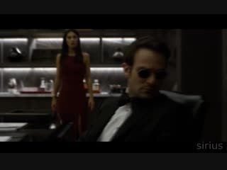Tony Stark & Matt Murdock