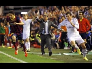 هدف غاريث بيل على برشلونة ◄ نهائي كأس ملك إس&