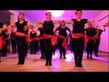 Irene Dance -Fandango-Balli di Gruppo-Dj Berta- spagnola espressione flamenco choreographic