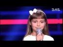 Анна Ткач - Останусь шоу Голос. Дети, Украина