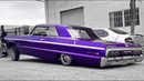 Caliboy's -Kevins Wish -1964 impala (watch in HD)