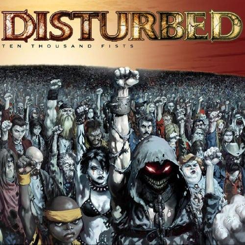 скачать Disturbed дискография через торрент - фото 10