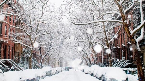 Всё я на снег посмотрел можете его