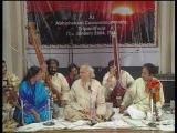Pandit Jasraj, L. Subramaniam and Kavita Krishnamurti 12