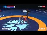 Чемпионат Мира по борьбе 2017  D.Kdla vs M.Basar 21 августа 2017