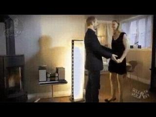 Девушка, может потанцуем ...? Думаю , не стоит .... Да ладно ... Хватит стесняться ... Ну ... Ладно ....