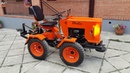 Самодельный мини трактор из Ингушетии