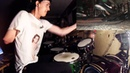 No Pity For A Coward (Suicide Silence) -Jack Thomas One Arm Drum Cover