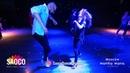 Marco Ivanyk and Kseniya Serechenko Salsa Dancing at 2nd Moscow MamboMania weekend, Sun 10.03.2019