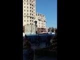 Площадь Революции, экстрим