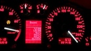 Audi S4 B5 2.7 V6 Biturbo Acceleration Sound 0-300