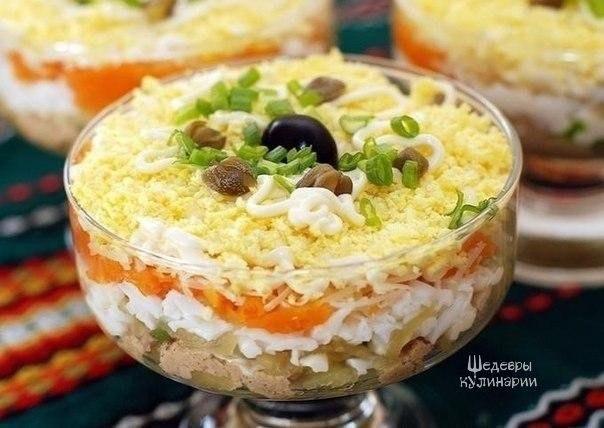 Топ-5 салатиков!