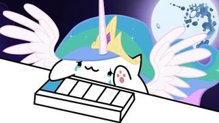 MLP Animation - Keyboard Ponies Part 2! (Brony Songs)