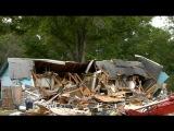 Florida Sinkhole House Demolished, Man Trapped Inside, Jeff Bush, Presumed Dead