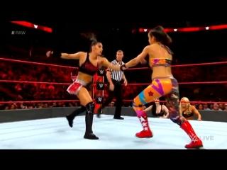 WWE.RAW.2018.04.02.Bayley vs. Sonya Deville