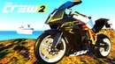 THE CREW 2 GOLD EDiTiON (TUNiNG) KTM 1190 RC8 R PART 476