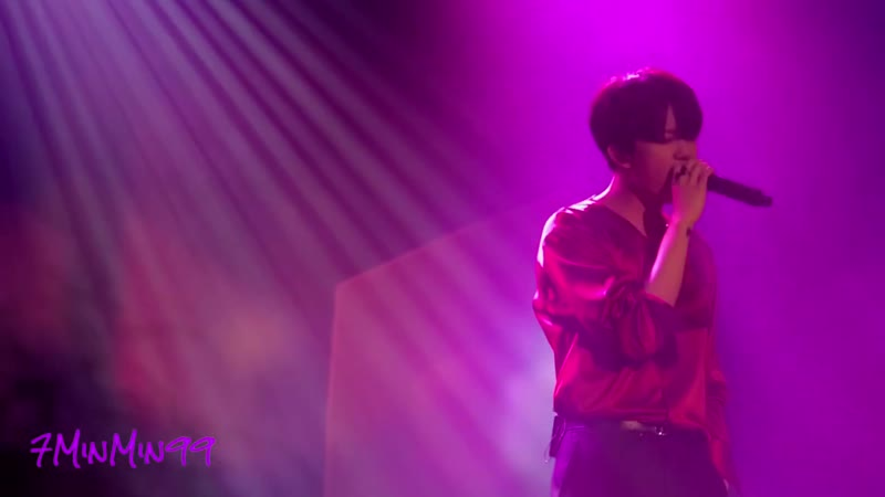 FANCAM – 13.11.18 Youngjae – I'm Happy @ B.A.P 2018 <FOREVER> NORTH AMERICAN TOUR в Далласе