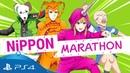 Nippon Marathon Gameplay Trailer PS4