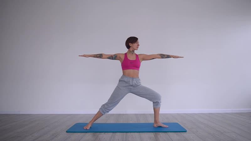 Yoga Flow - Iris Maeva   CYCLONE DOJO