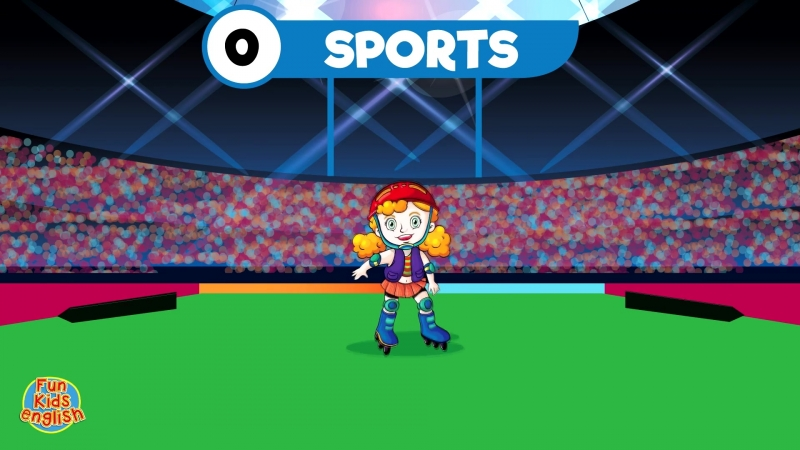 Learn Sports Names for Kids
