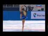 Олимпийские Игры в Сочи!FIGURE SKATING Julia Lipnitskaja.Выступление фигуристки Юлии Липницкой.