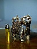 Керамический лев Си Сатчаналая
