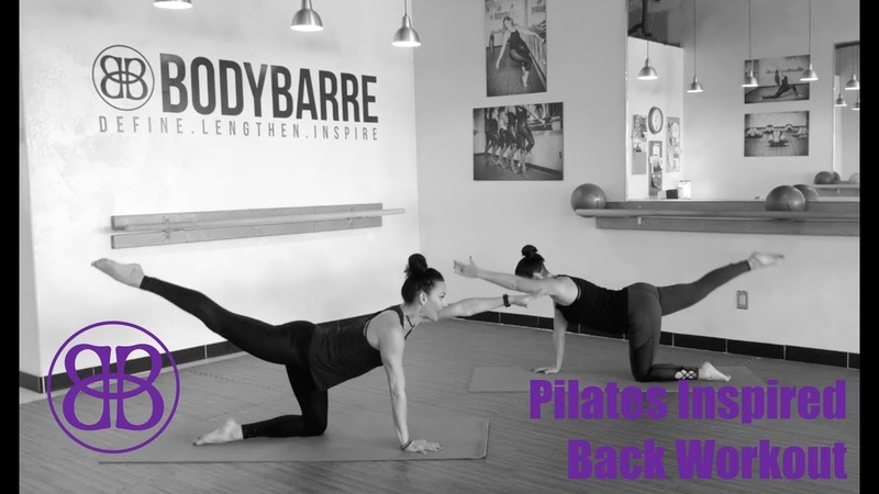 👉BACK on the MAT 👈 Pilates Inspired Back Workout with Paige
