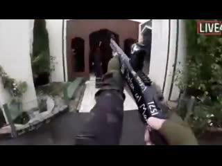 Накануне стрельбы в мечети террорист опубликовал манифест на 100 страницах
