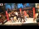 Нокауты и беспредел на ринге.Бои без правил ММА восьмиугольник.