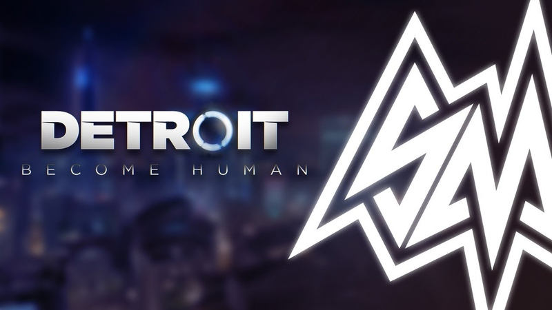 SayMaxWell Detroit Become Human Connor Theme Remix
