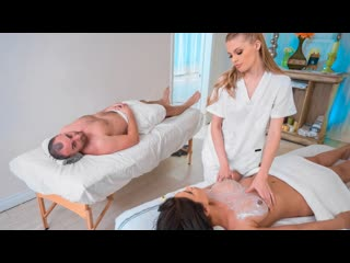 Digitalplayground spa day getaway episode 1 / katana kombat, sophie sparks