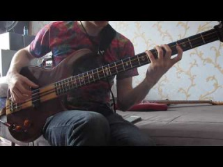 You've got a BASS in me (bass cover Davie504) Ost Toy story