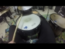 Step To Nowhere - Blackout GoPro drum cam