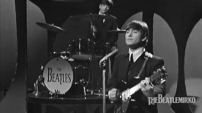 The Beatles - This Boy [Morecambe and Wise Show, Elstree Studio Centre, Borehamwood]
