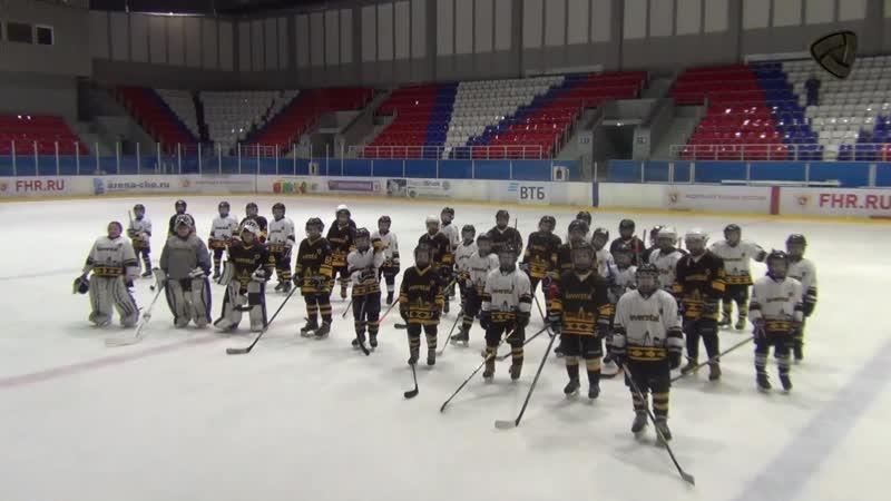 Adele Challenge от хоккейной школы Северсталь