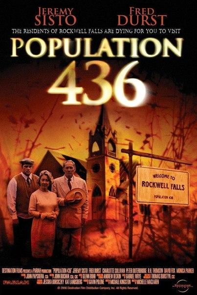 Население 436  (2006)