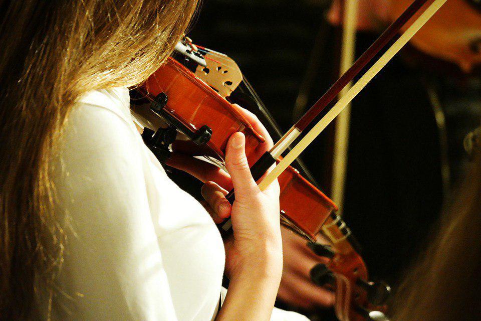 Концерт «Музыка души» прошел в школе на Абрамцевской