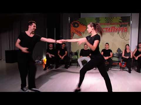 ХАСТЛ, Discofox, Пурга 2018, Invitational, Павел Катунин и Марина Иентш, slow