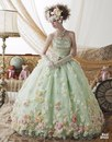 Цветочные платья Stella de Libero как произведение искусства