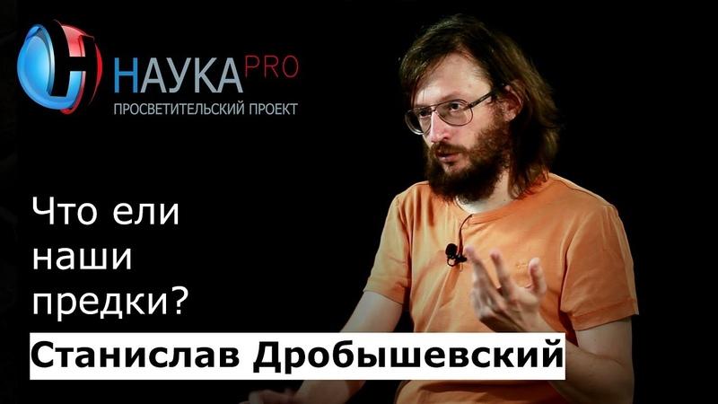 Станислав Дробышевский - Что ели наши предки cnfybckfd lhj,sitdcrbq - xnj tkb yfib ghtlrb