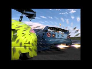 Need for Speed Pro Street PC 2007 Gameplay
