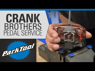 How to Rebuild Crank Brothers Pedals