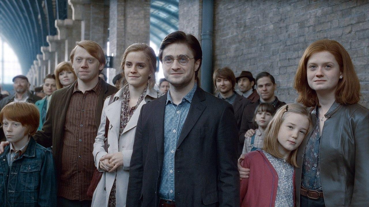 Гарри поттер серия 2