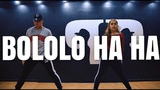 BOLOLO HA HA - Lazy flow - Coreograf