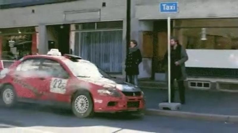 Поехали бы на таком такси 😆