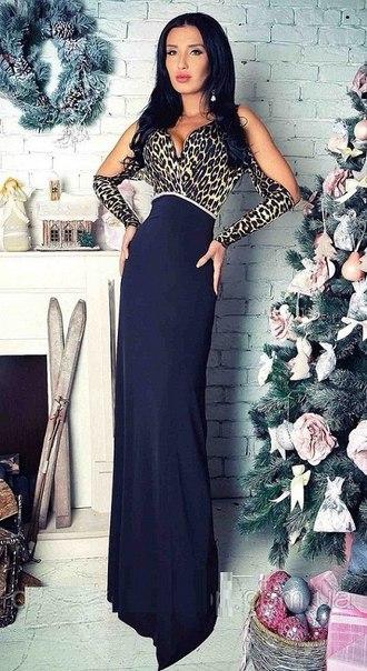 Леопардовый принт на одежде для женщин