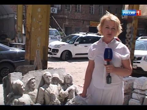 Архитектор, художник и скульптор в Ростове вспоминают Виктора Баринова