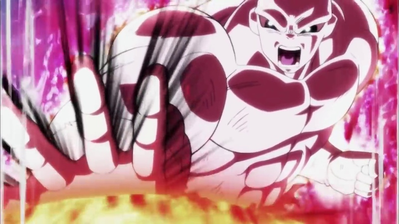 Limit Breaker Jiren Overpowers Goku Subbed
