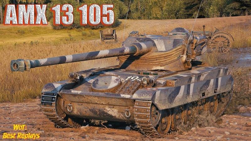AMX 13 105 : Разведка Боем * Мурованка