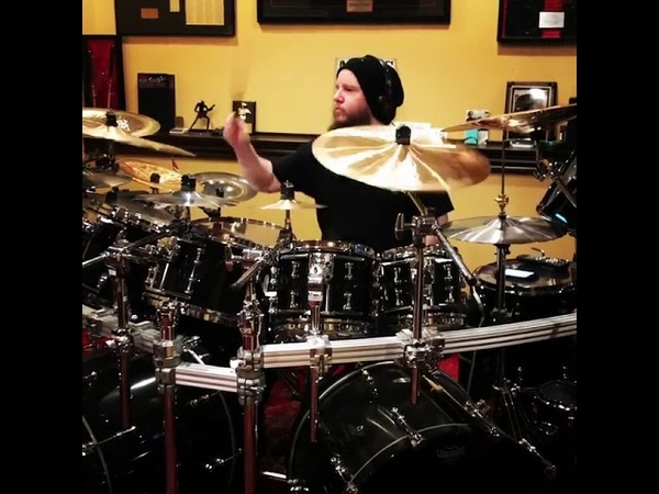 Joey Jordison (Home Repetition)20!8